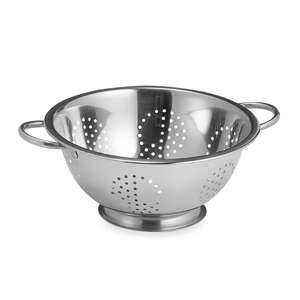 Stainless steel Colander - £1.56 instore @ Co-Op (Crowthorne)