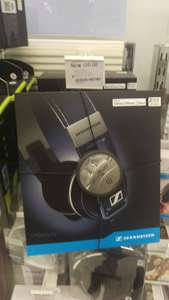 Sennheiser Urbanite Denim £35 in-store @ Boots
