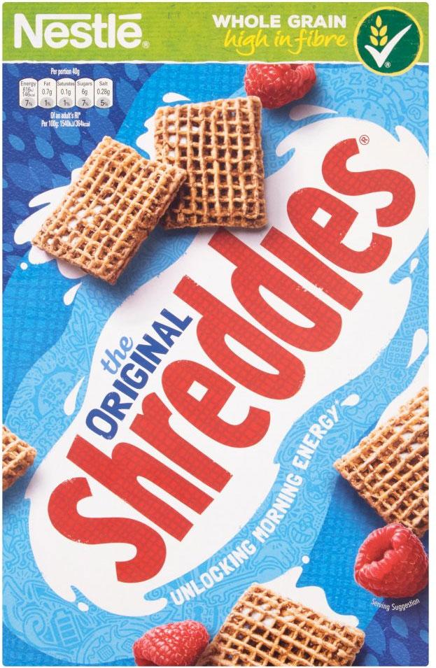 NESTLE ORIGINAL SHREDDIES Cereal 675g Box Half Price £1.49 @ Iceland Online/Instore