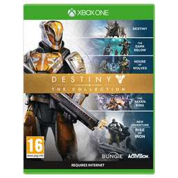 NEW!! Destiny The Collection XB1 £24.99 @ Game.co.uk