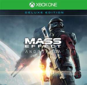 Mass effect andromeda deluxe edition £14.16 @ amazon Global