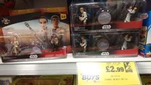 Disney Infinity Star Wars Play Sets reduced to £2.99 in Home Bargains!
