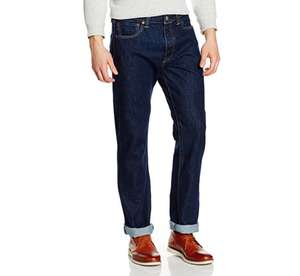 Levi 501 Men's Original Fit Jeans (one wash) - £27 @ Amazon
