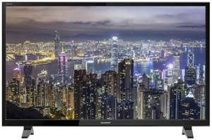 40 inch Sharp Full HD LED TV £199 @ Tesco