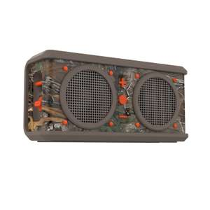 Skullcandy Air Raid Bluetooth Speaker (Camo/Orange) @ HMV
