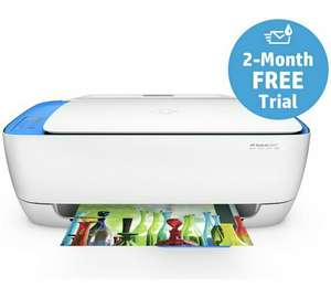 HP DeskJet 3637 All-in-One Wi-Fi Printer - Ink cartridges included - £24 @ Argos (C&C) **Pls DO NOT offer / request referrals**