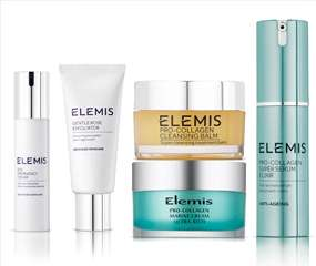 Free full sized Elemis products (If accepted onto testing panel)