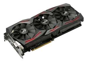 ASUS ROG AMD Radeon RX 480 8GB, £125 at Maplin!