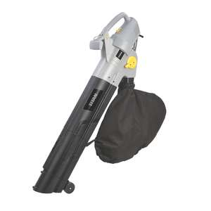 TITAN ELECTRIC BLOWER & VACUUM - £10 off - £39.99 at Screwfix