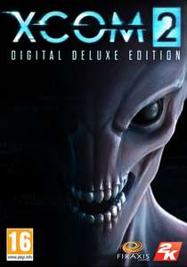 XCOM 2 Digital Deluxe Edition Steam Key (PC / MAC / LINUX) £18.99  Gamesplanet