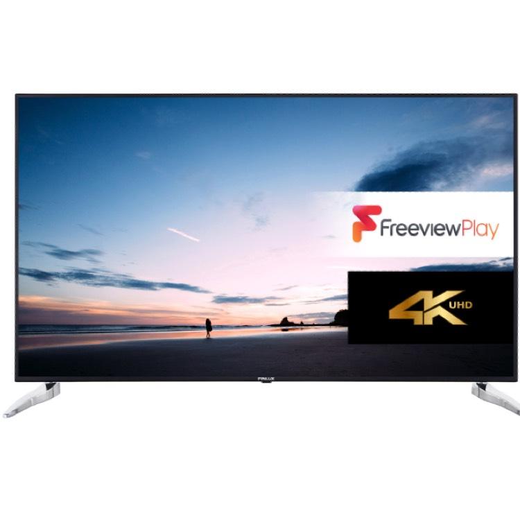 """Finlux 65-FUB-8022 65"""" UHD LED 4K smart TV £699 - Groupon"""