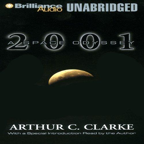 Audible DOTD, 2001 Space Odyssey by Arthur C Clarke (audio book) £1.99