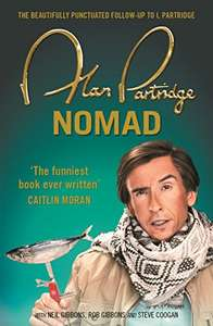 Amazon Kindle Daily Deal - Alan Partridge - Nomad
