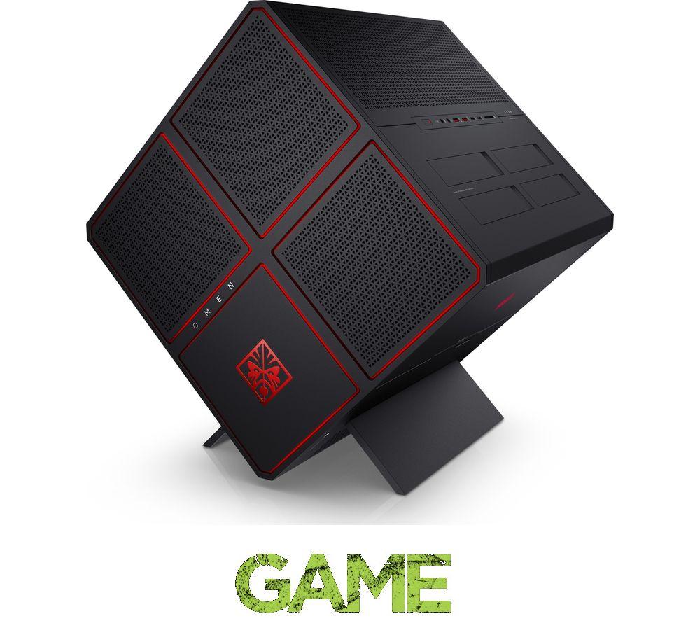 HP Omen X (Black/Red) HP Omen X Barebone Pc Case £299.97 Currys