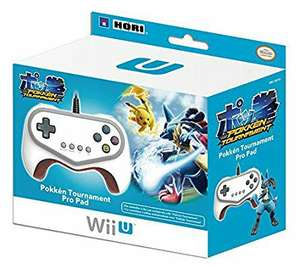 Hori Pokken Tournament Pro Pad Limited Edition Controller (Nintendo Wii U) - £16.52 (Prime) £18.51 (Non Prime) @ Amazon