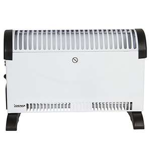 Igenix IG5250 Convector Heater with 24-Hour Timer and Thermostat 2000 W + 2 Year Warranty = £18.15 (Prime) £22.90 (Non Prime) @ Amazon
