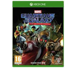 Guardians of the Galaxy Telltale Series - Xbox Store (SA) - £10.88 (193 Rand)