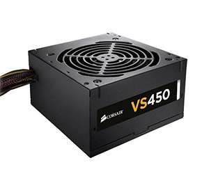 Corsair CP-VS Series ATX/EPS 80 PLUS Power Supply Unit, 450 W, £34.87 from Amazon (Prime exclusive)