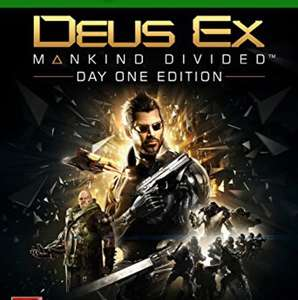 Deus Ex: Mankind Divided Xbox One - £5 @ Tesco Direct