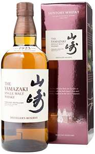 Yamazaki Distillery Reserve Single Malt Whisky £45 Amazon - Prime Exclusive