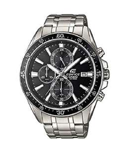 Casio Edifice EFR-546D-1AVUEF Stainless Steel Bracelet watch £58.95 Sold by Watches2U and Fulfilled by Amazon
