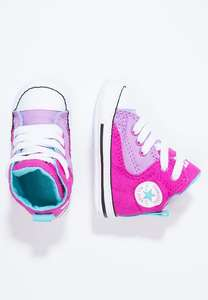 Converse Chuck Taylor All Star Baby Converse just £10 delivered at Zalando