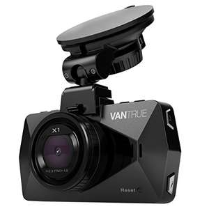 Vantrue X1 Car Dash Cam £47.99 (RRP £79.99) With Promo Code - Sold by VANTRUE_EU and Fulfilled by Amazon