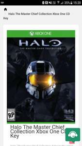 Halo - The Master Chief Collection - £9.94 @ SCDKey