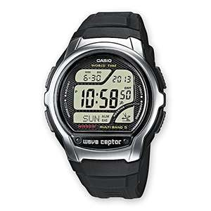 Casio Wave ceptor for £21.99 (Prime exclusive) @ Amazon
