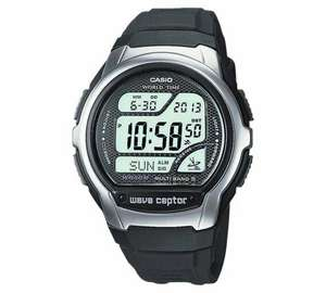 Casio Men's Wave Ceptor Digital LCD Watch £21.99 @ Argos