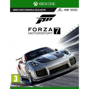 Forza Motorsport 7 [XO] £35.95 @ TheGameCollection