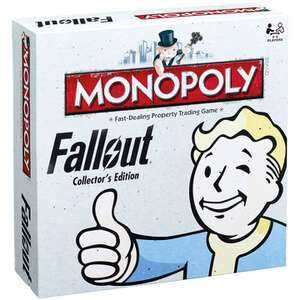 Fallout Monopoly Collector's Edition £21.24 Delivered using code @ IWOOT