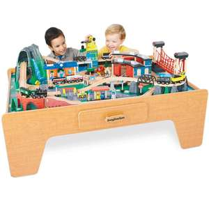 Mountain Rock Train Table - Was £99, now £74.99 with code @ Toys R Us