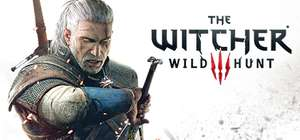 THE WITCHER 3 - £12.49 OR Game of the Year Edition - £13.99 @ Steam