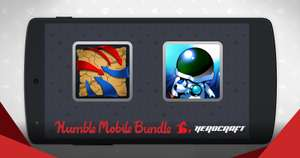 [Android] Humble Mobile Bundle: HeroCraft from 75p @ Humble Bundle