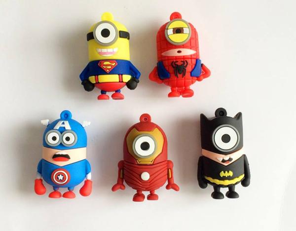 Free Superhero USB Stick *Great Freebie*