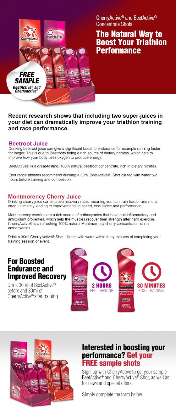 Free BeetActive Energy Shots