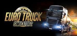 [Steam] Euro Truck Simulator 2 £3.74 @ Humble Store