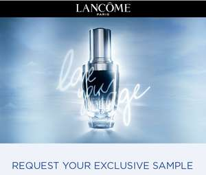 Free Lancome Génifique Serum (Sample)