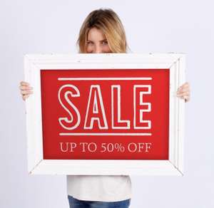 Fat Face SALE! Up to 50% off!