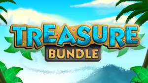 Bundle Stars: Treasure Bundle (£1.39)  (10 games)