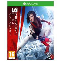 Mirror's Edge Catalyst Xbox One - £8 @ GAME