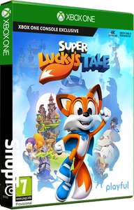 [Xbox One] Super Lucky's Tale - £15.85 - Shopto