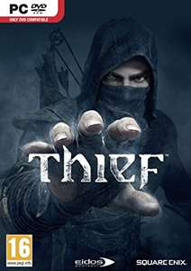 Thief for pc digital key for download £9.99  CDKeys