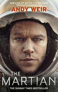 The Martian by Andy Weir Kindle Edition 99p @ Amazon Deal of the Day