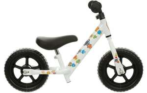 Halfords - Indi Adapt Balance Bike - half price now £25!