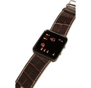 Led Binary Digital Watch Watch £1.49 + £2.99 delivery at Maplin