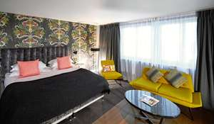Hotel Stay for Two PLUS 2 Course Meal and a Cocktail fom £99 @ Malmaison