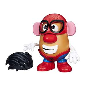 Mr. Potato Head Marvel Classic Spider-Man and Peter Parker / Iron Man - £6.00 Each - The Entertainer (Free C&C on £10 spend)