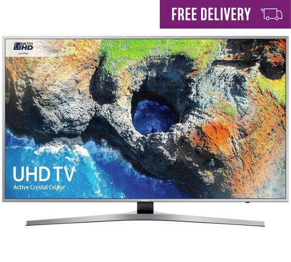 Samsung 55MU6400 55 Inch 4K TV - £692.10 with code at Argos
